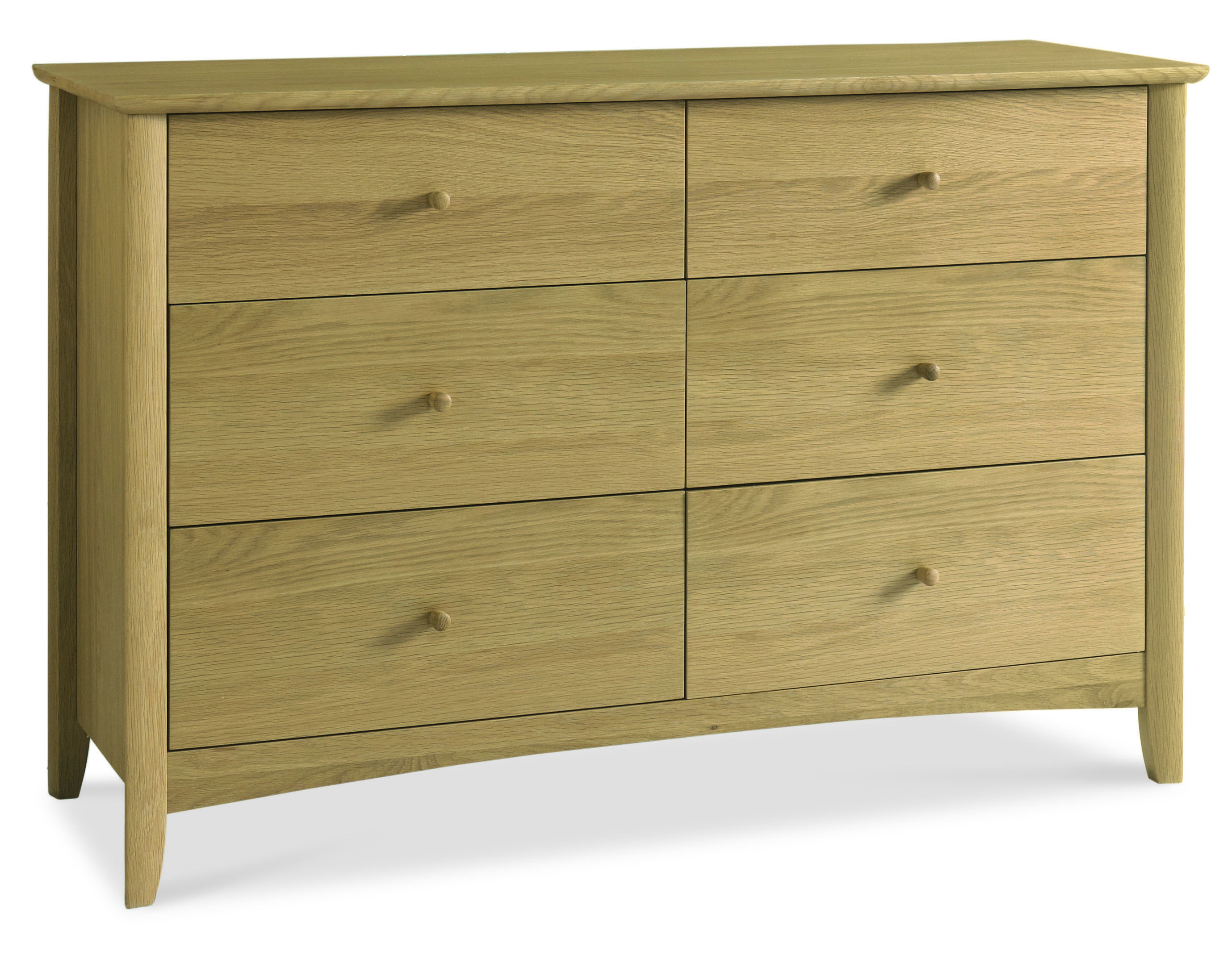 Cambridge 6 Drawer Wide Chest Furniture Instant Home