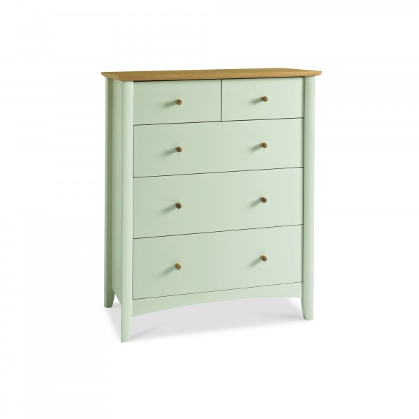 Oxford 2+3 Drawer Chest