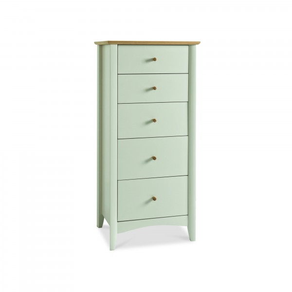Oxford 5 Drawer Tall Chest