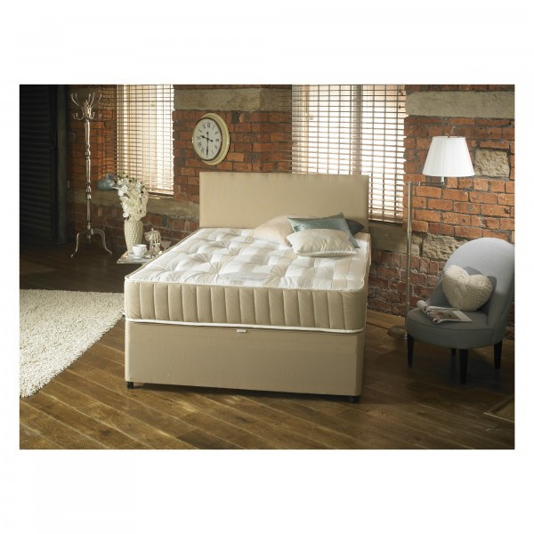 Luxo Divan Bed – Single