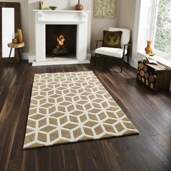 Frappe Cube Rug