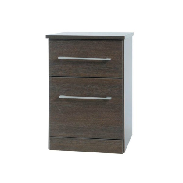 Essence Wenge Bedside Table Furniture Instant Home