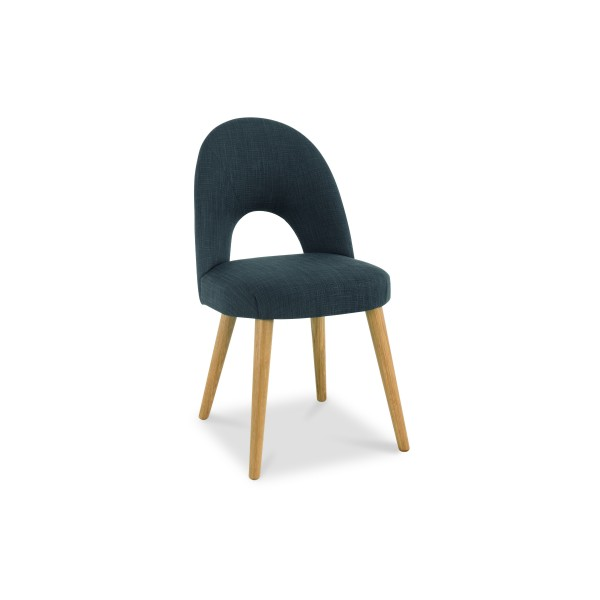 Lavenham Upholstered Chair – Steel