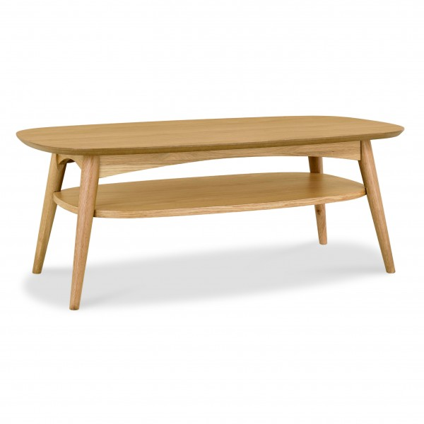 Lavenham Coffee Table with Shelf
