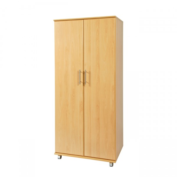 Essence Beech Double Wardrobe Furniture Instant Home