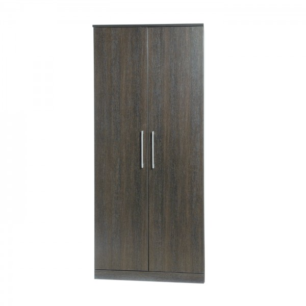Essence Wenge Double Wardrobe Furniture Instant Home