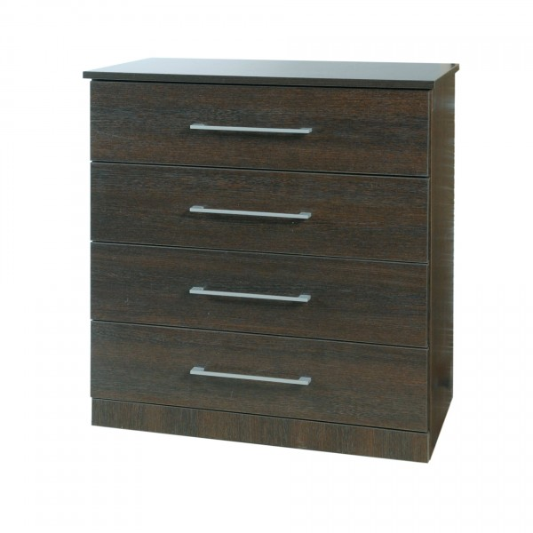 Essence Wenge 4 Drawer Chest