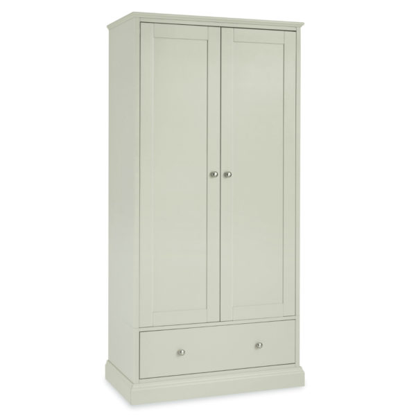 Ayton Double Wardrobe