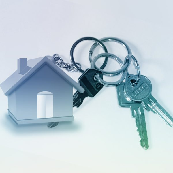 Making a home from a rented property