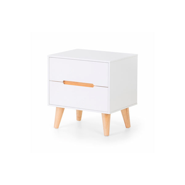 Keele Bedside Table