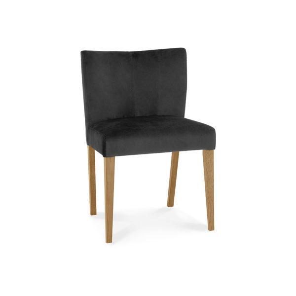 Kelling Dining Chair – Gun Metal Grey