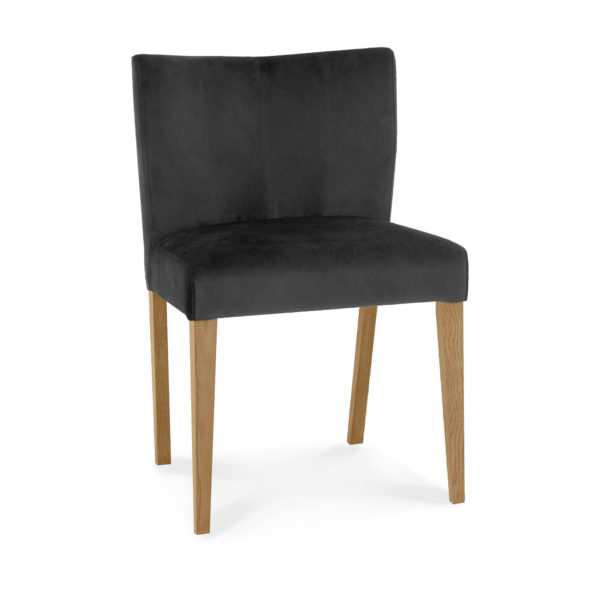Kelling Dining Chair – Gun Metal Grey