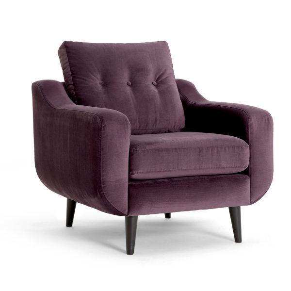 Azure Armchair