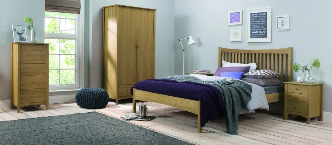 Cambridge Bedroom