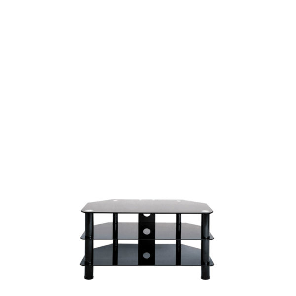 TV Stand – Small Black