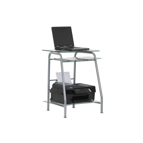 Campbell Glass Workstation