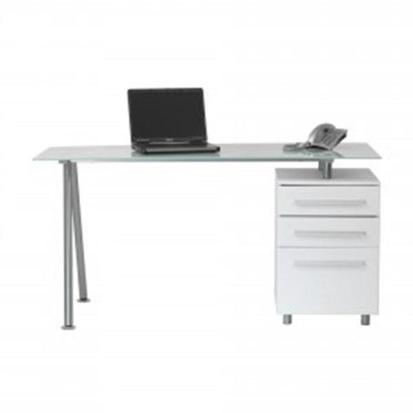Cotswold Glass Desk