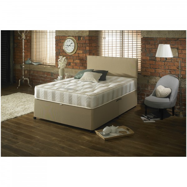 Platinum Divan Bed – Double