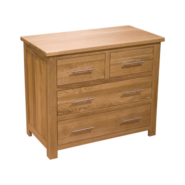Sussex 2+2 Drawer Chest