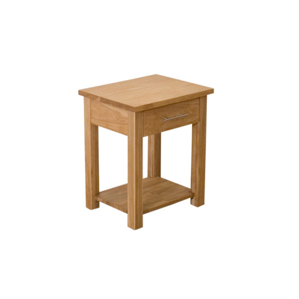 Sussex Bedside Table – 1 Drawer