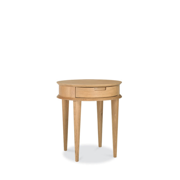 Lavenham Lamp Table With Drawer