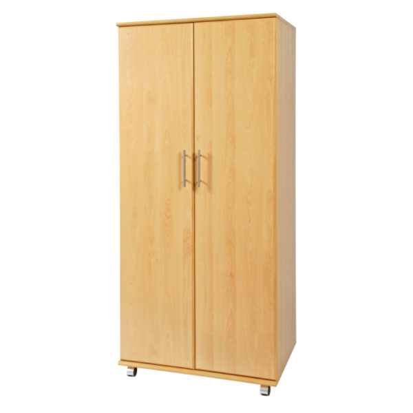 Essence Beech Double Wardrobe