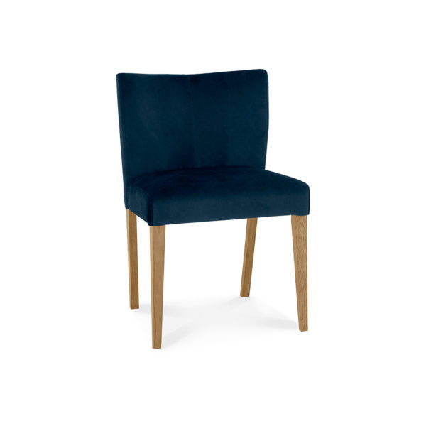 Kelling Dining Chair – Dark Blue